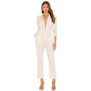 NWT Free People Set the Tone Jumpsuit
